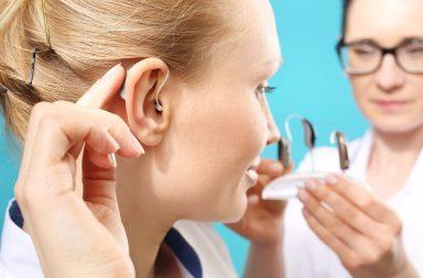 Aparaty słuchowe - zalecenia i pielęgnacja